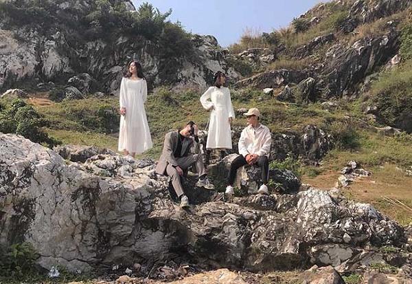 Núi Trầm thích hợp với các hoạt động dã ngoại