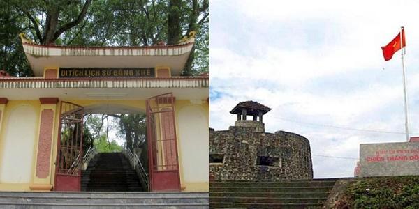 Khu di tích lịch sử Đông Khê