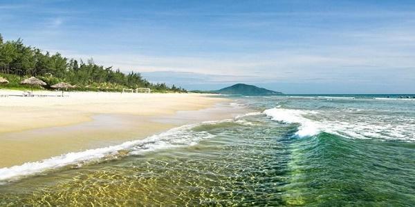 Biển Thiên Cầm tại Hà Tĩnh